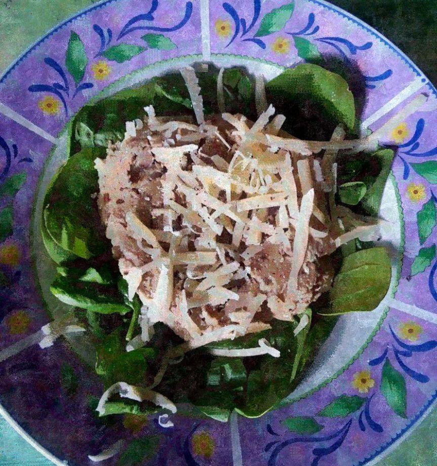 Recipe: Tuna Burgers